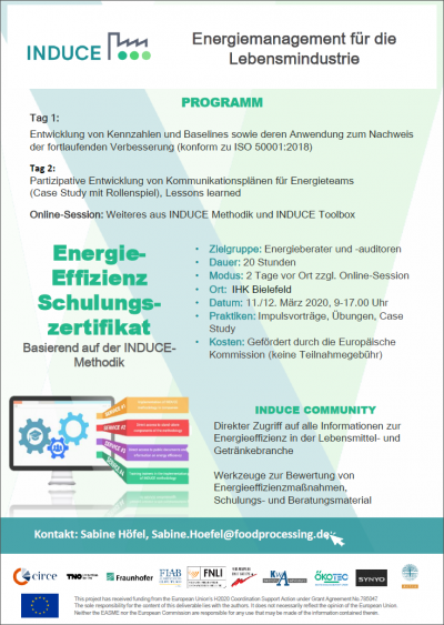 german training course