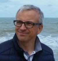 Portrait Laurent Forti