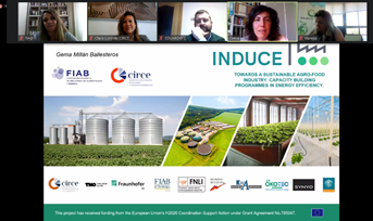 IMAGE: INDUCE creates its own methodology to improve energy efficiency in the food and beverage industry 04